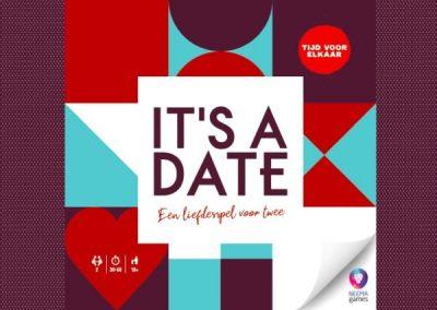 Koop hier het bordspel It's a date