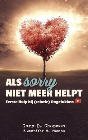 Koop hier het boek Als sorry niet meer helpt van Gary Chapman