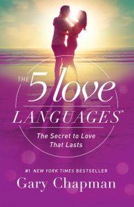Boek The 5 Love Languages